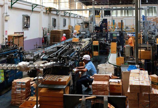 עבודה מועדפת במפעלים